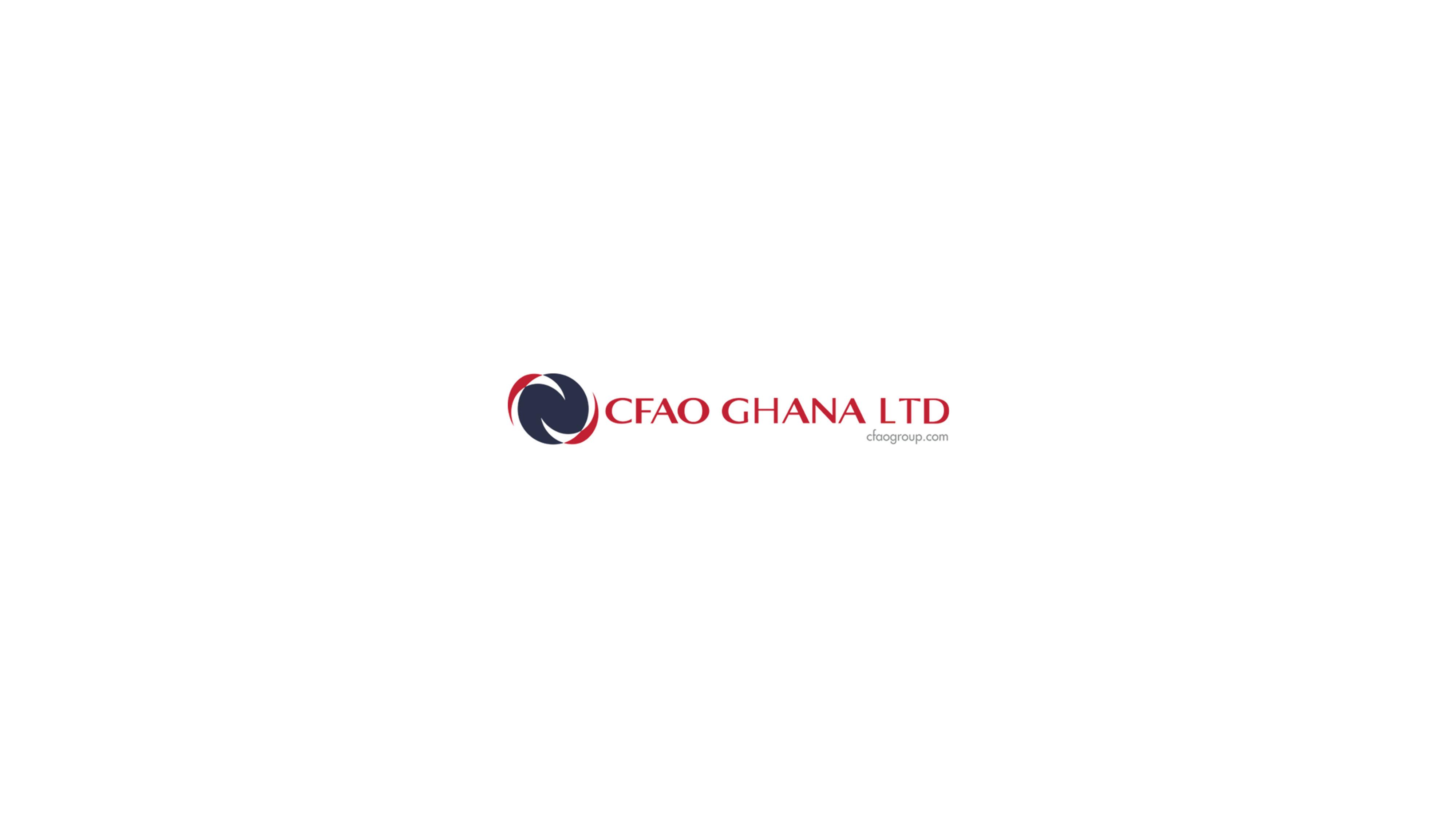 CFAO Motors's logo
