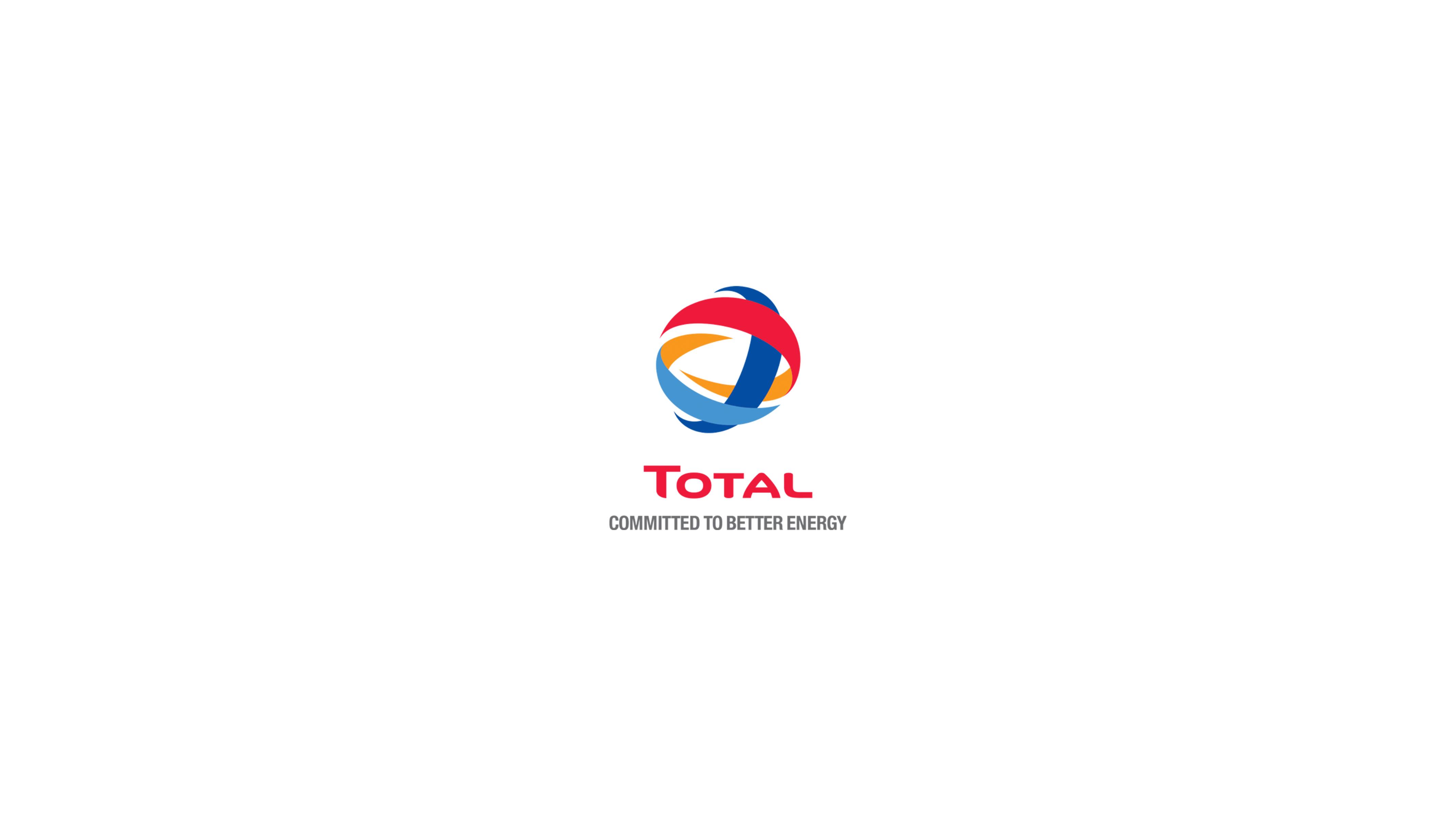 TOTAL Ghana's logo